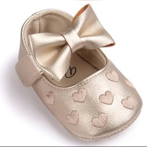 Other - 3/$15 Baby Infant toddler soft sole Shoes